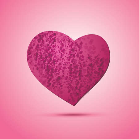 Valentines Day Heart Stock Vector - 12426775