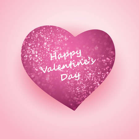 Valentines Day Heart Stock Vector - 12356795