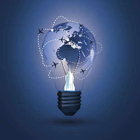 incandescent: Bulb concept