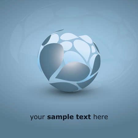 Globe Design Stock Vector - 13445046