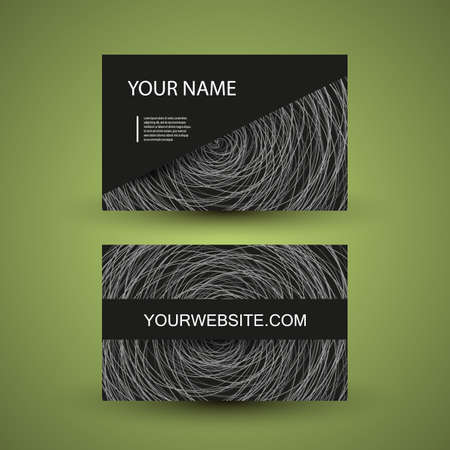 brand name: Business Card Design