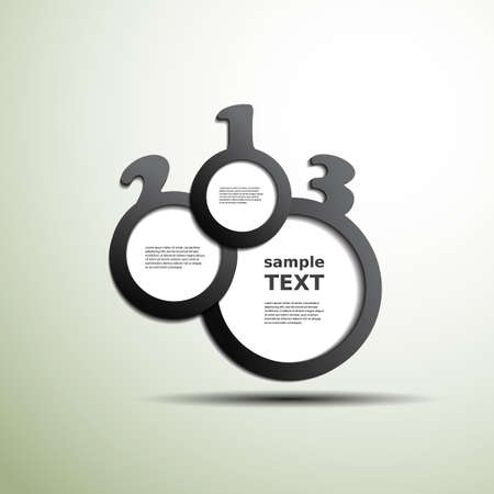 2 3: Speech Bubbles Illustration