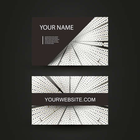 Business Card Design Stock Vector - 14974784