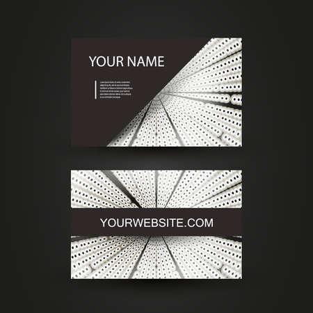 Business Card Design Stock Vector - 14974784