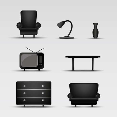 dining set: Home Interior Icons