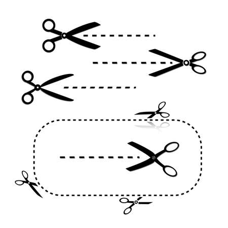 scissors icon: Scissors Templates