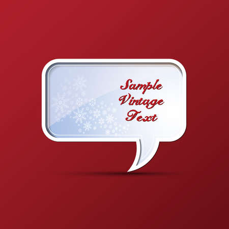Speech Bubble Stock Vector - 16241789