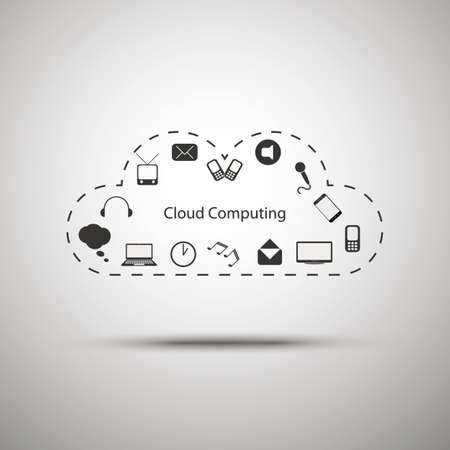 global networking: El cloud computing concepto de dise�o