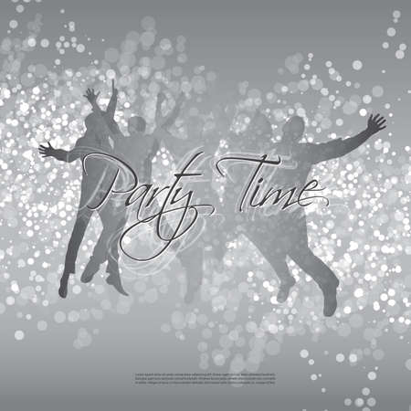 hand beats: Flyer or Cover Design - Party Time