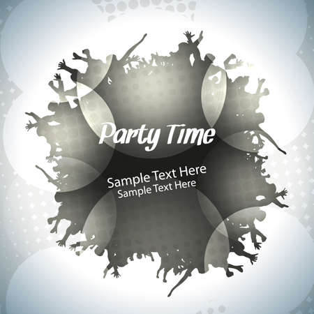 Party People Design Vector