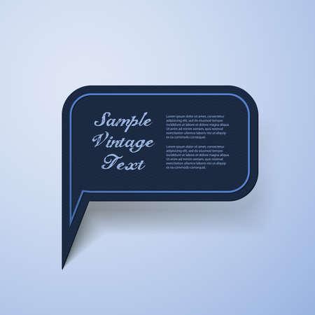 whimsy: Speech Bubble