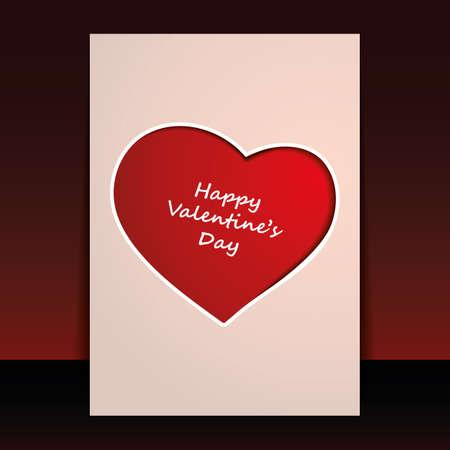 Valentine s Day Background Vector