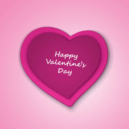 Valentines Day Card Stock Vector - 17508756