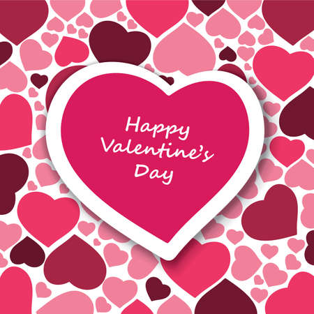 Valentines Day Card Stock Vector - 17527023