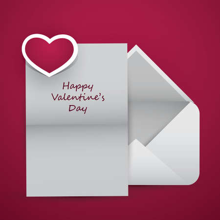 Valentines Day Card Stock Vector - 17690052