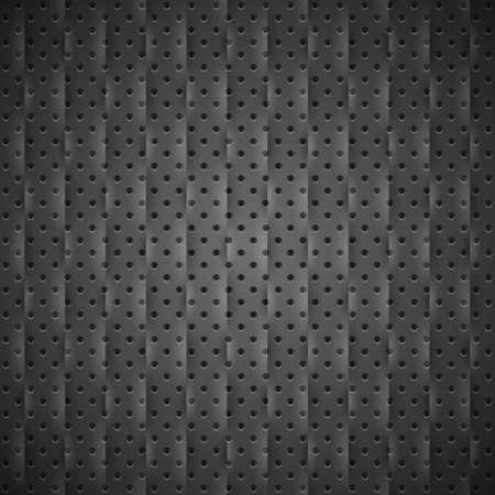 Abstract Metallic Background Stock Vector - 18570229