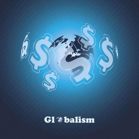 globalism: Globalism - Design Concept