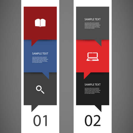 Infographics Cover Vector