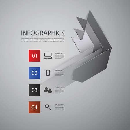 Infograpic Design Vector