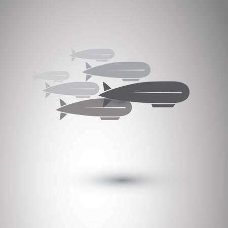 luftschiff: Luftschiff Icons