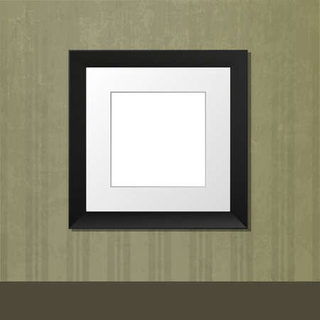 Frame on the Wall Vector