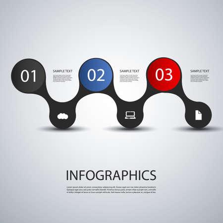 linked: Infographic Design