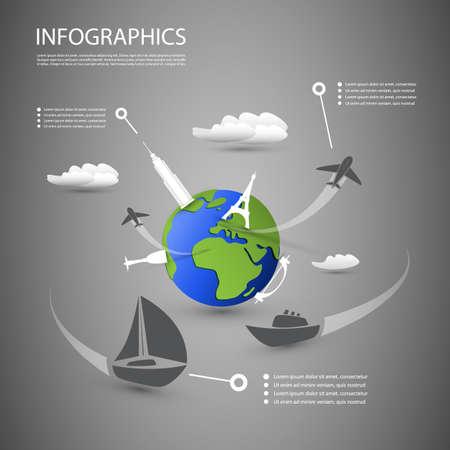 tallship: Infographic Design