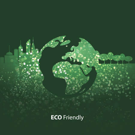 Eco Design Stock Vector - 21573084