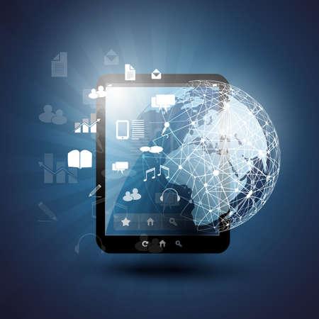 công nghệ: Mạng toàn cầu