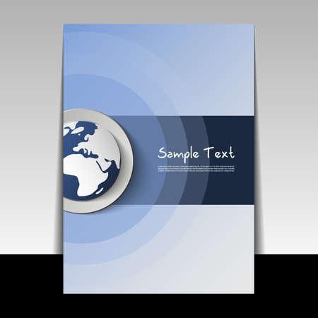 page couverture: Flyer ou Design de couverture