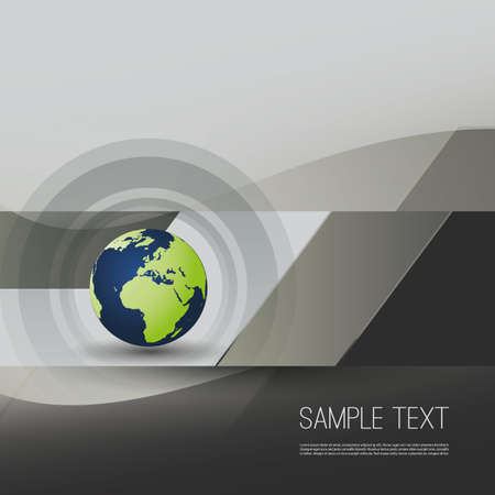 Abstract Background - Business Vector