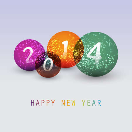 New Year Card - 2014