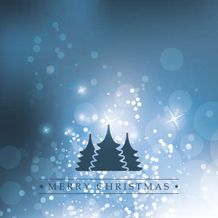 Christmas Background Stock Vector - 23643878