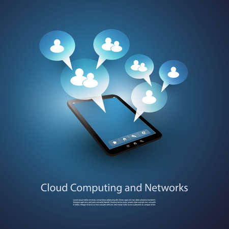 Cloud Computing And Networks - Design Concept
