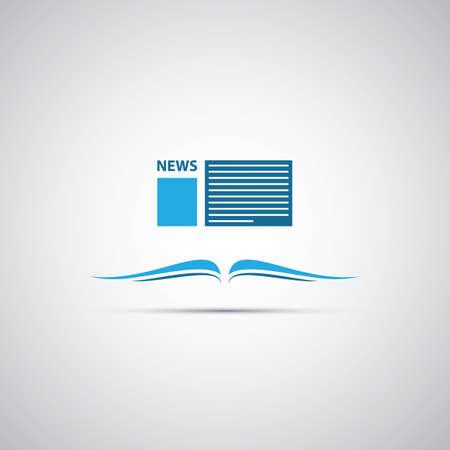 ebook reader: E-Book Icon Design