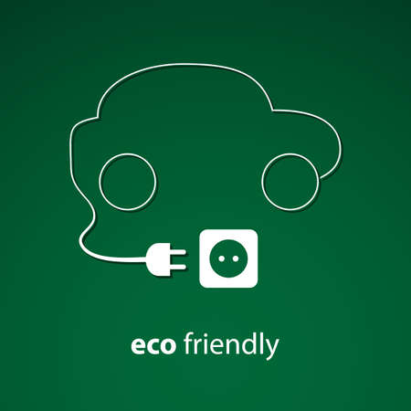 eco car: Eco Friendly Car - Green Energy
