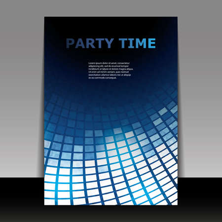 entertaining presentation: Flyer or Cover Design - Party Time