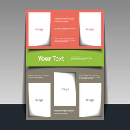 imagen corporativa: Flyer o cubierta - Negocios, Imagen Corporativa