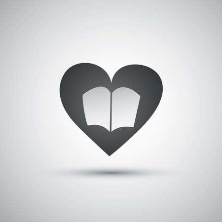 publisher: I Love Reading - Book Icon Design