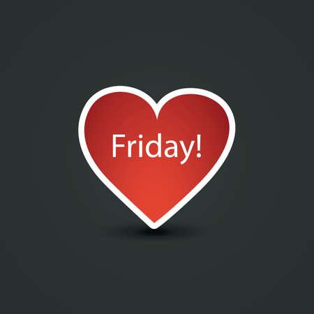 week end: Amo Viernes - Concepto de Dise�o