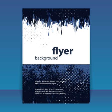 splashy: Flyer or Cover Design
