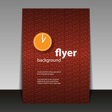 Flyer or Cover Design for Your Business Vector