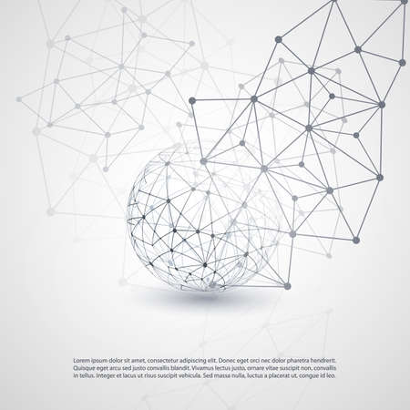 network: Cloud Computing and Networks Concept