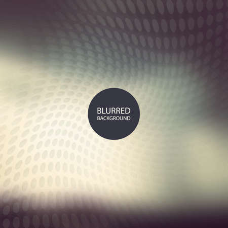 soft center: Abstract Background Design with Blurred and Dotted Pattern