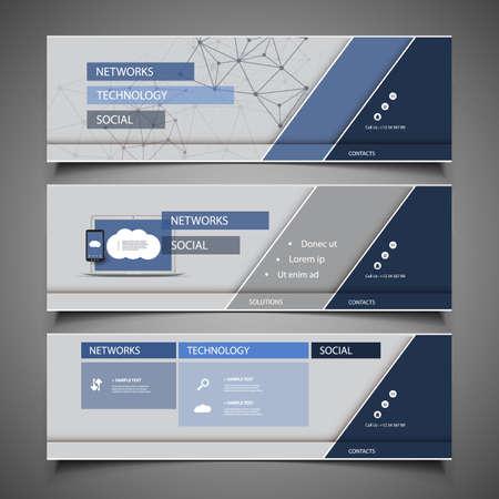 web banner: Web Design Elements - Header Designs