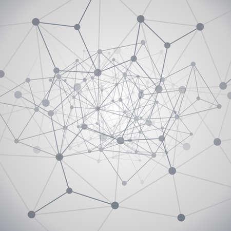 conexiones: Cloud Computing y el concepto de redes Vectores