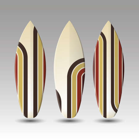 swell: Vector Surfboards Design - Striped Pattern