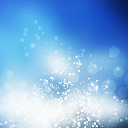 Sparkling Cover Design Template with Abstract Blurred Background Stock fotó - 33612066