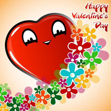 friendliness: Valentines Day Background