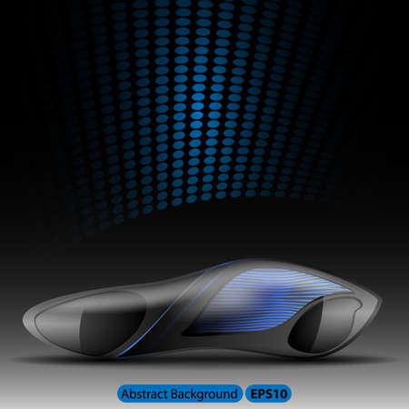 future concept: Futuristic Car Concept